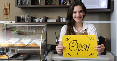 préstamos a pequeños negocios