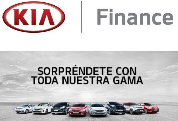 KIA motors créditos