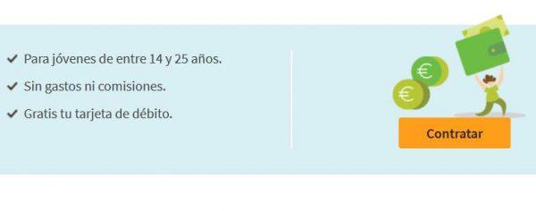 Bankia joven pasos para obtener tu cuenta ahora 2018 for Bankia online oficina internet