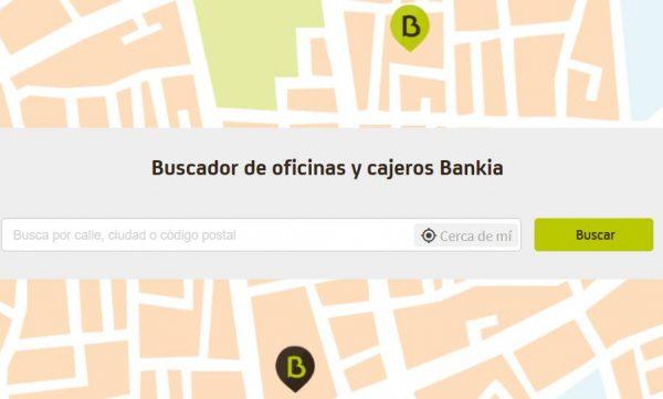 Bankia oficinas y sucursales listado por direcci n y for Oficinas y cajeros