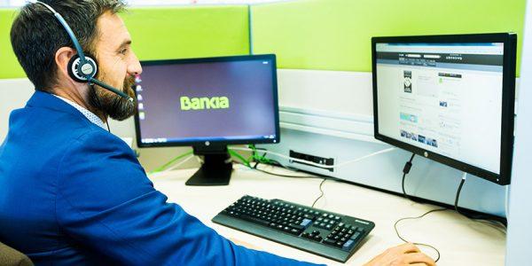 Bankia a Distancia