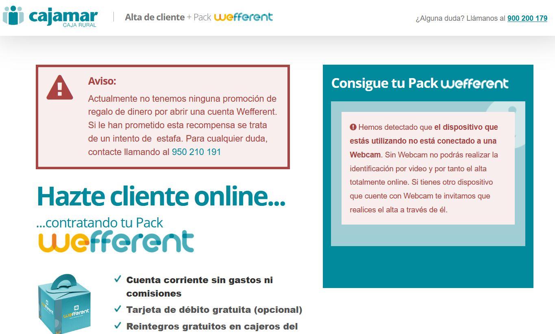 Alta Online - Cajamar Caja Rural