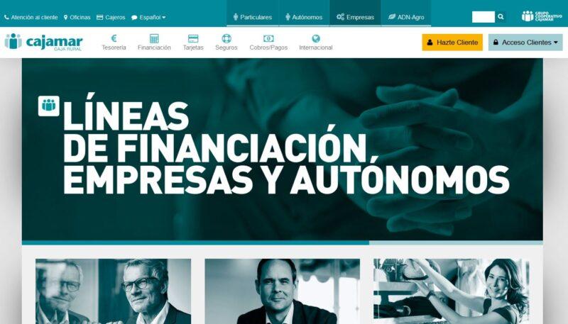-Empresas - Cajamar Caja Rural