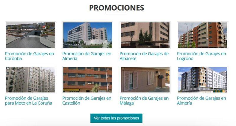 inmuebles_ viviendas, suelos y naves. Promociones inmobiliarias - Cajamar Caja R