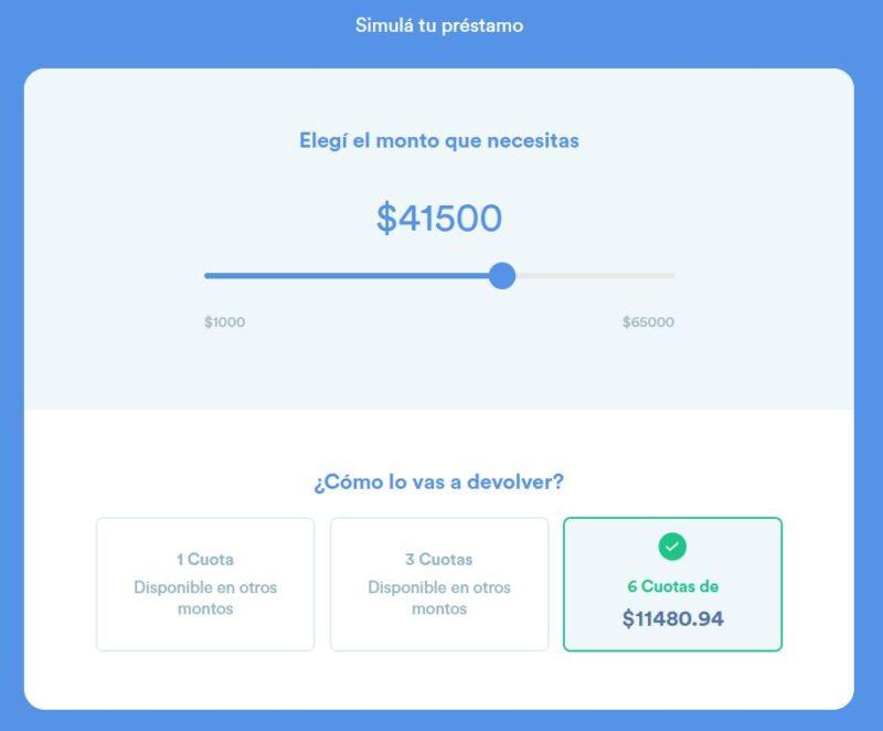 Préstamos _ Adelantos en efectivo _ Moni _ Argentina