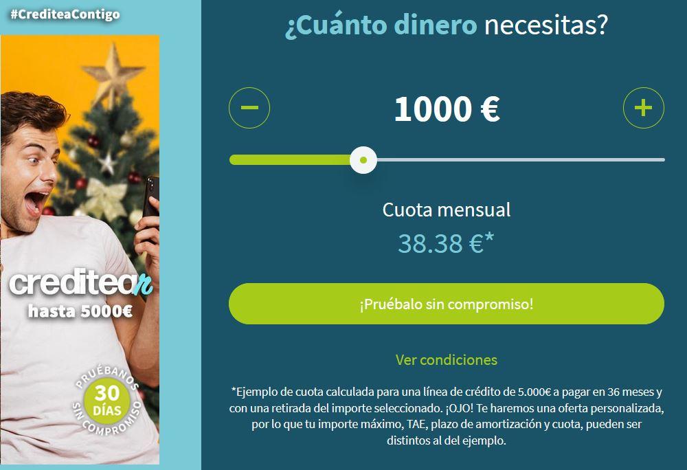Préstamos personales y líneas de créditos online _ Creditea